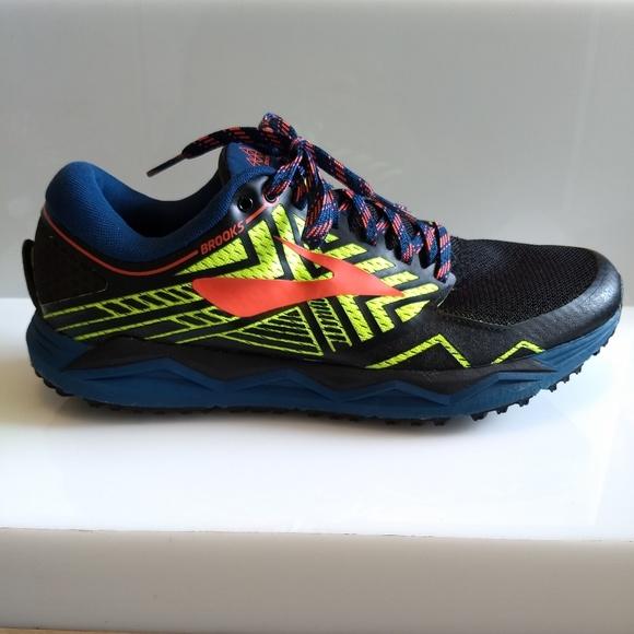 Brooks Mens Caldera 2 Trail Running Shoes
